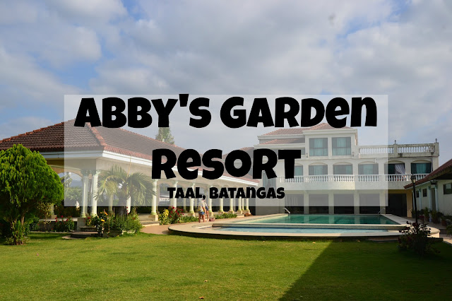 A beautiful resort in Taal, Batangas