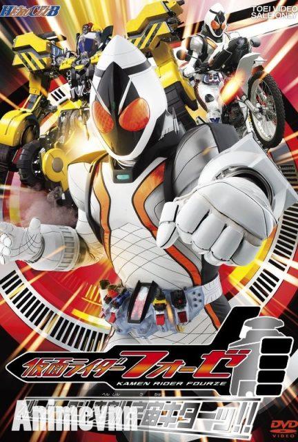 Kamen Rider Fourze - Siêu Nhân Kamen Rider Fourze VietSub