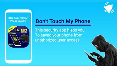 la aplicación antirrobo y seguridad móvil