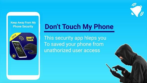 ¡No toque mi teléfono: la aplicación antirrobo y seguridad móvil