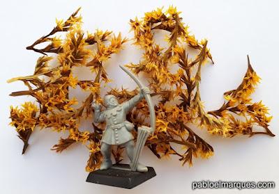Flores Amarillas 1