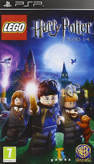 CHEAT  LEGO HARRY POTTER: YEARS 1-4 PSP