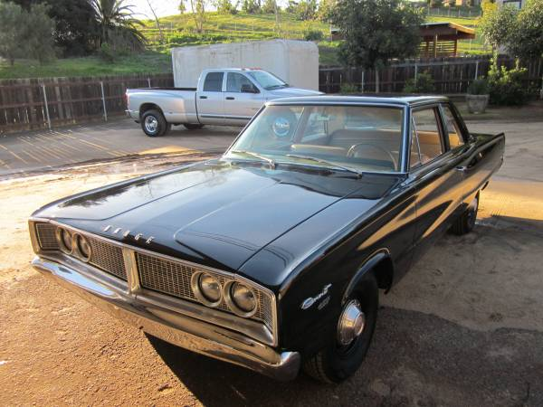 1966 Dodge Hemi Coronet For Sale