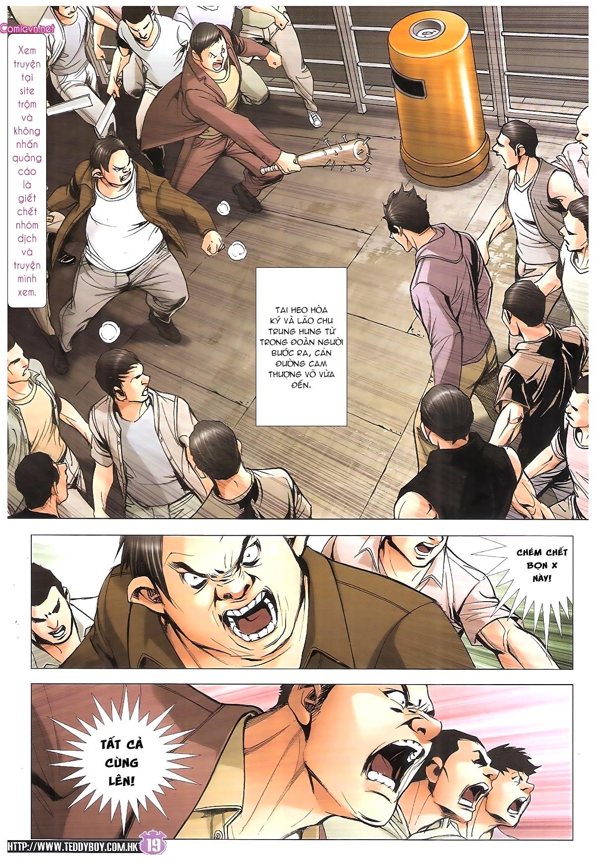 Người Trong Giang Hồ chapter 1914: lập hoa giá đáo trang 19
