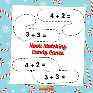 Tasty & Educational Candy Cane Activities (with Freebies) | Remedia Publications