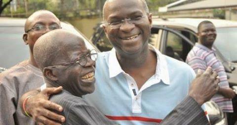 Buhari, Fashola won't fail Nigerians – Tinubu | Nigeria ...
