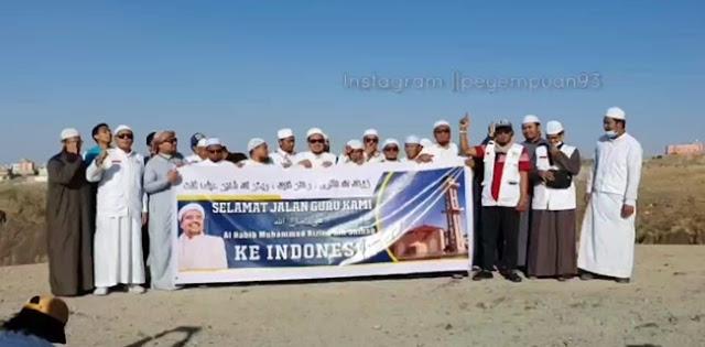 Gelar Perpisahan di Mekkah, Habib Rizieq Pulang ke Indonesia Bulan Maulid