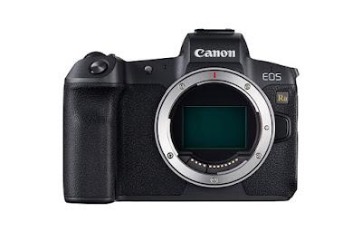 Canon EOS Ra DSLRファームウェアのダウンロード