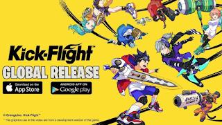 Game Kick-Flight Apk Android Terbaru