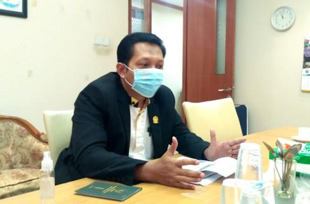 Ketua Komisi A DPRD Sumut Hendro Susanto