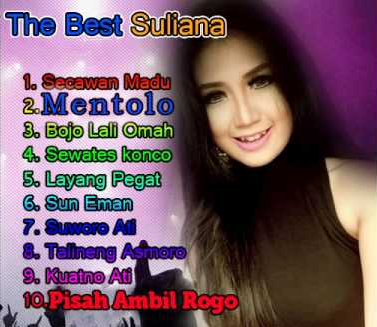 Lagu Suliana Terbaru Full Album