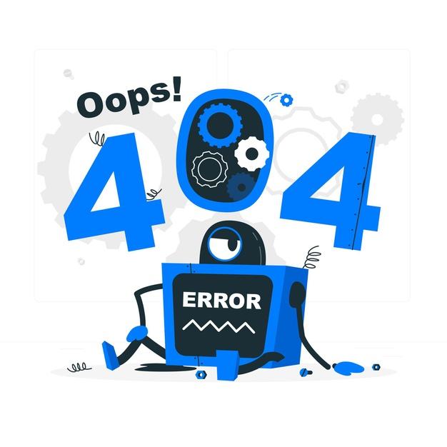 Cara Redirect Halaman 404 Not Found Menuju Ke Home