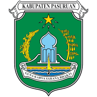 Logo Kabupaten Pasuruan Vector