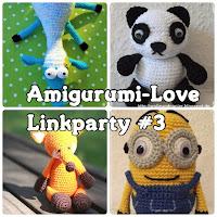 Amigurumi-Love Linkparty #3 - Häkeltiere