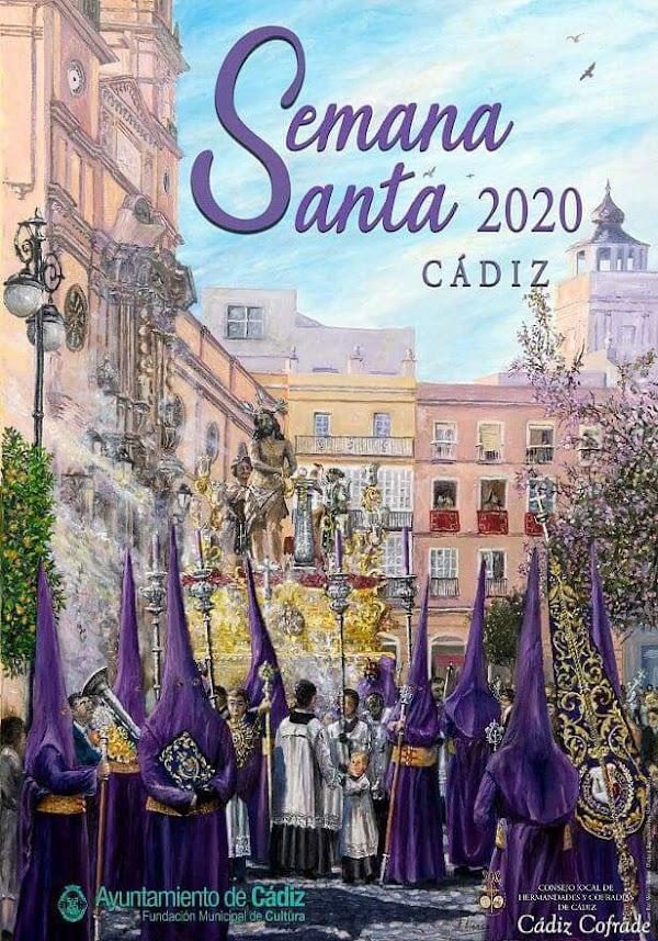 🚨Cartel de la Semana Santa 2020 de Cádiz🚨