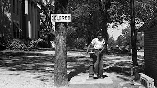 Fuente para negros en Carolina del Norte (1938)