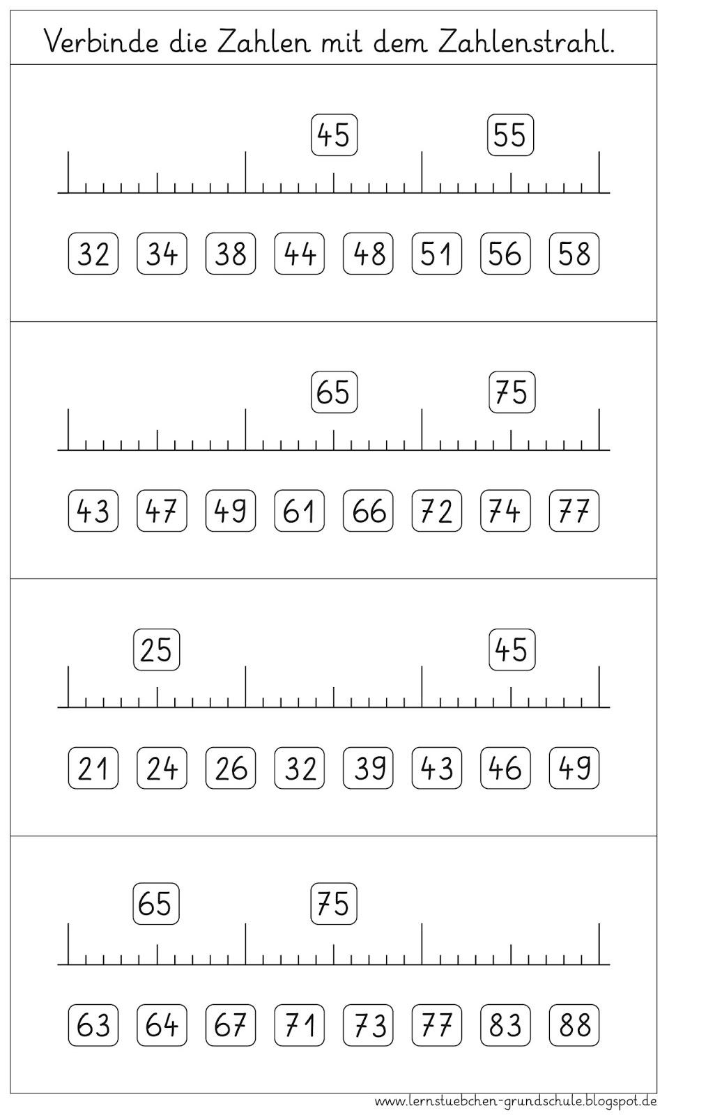 kostenlose übungen mathe