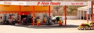 Assalto a posto de combustíveis em Cuité