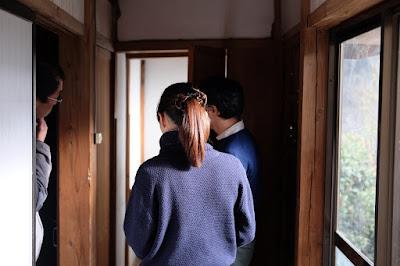 生坂村の古民家カフェ・ひとつ石 お店をやるうえで、トイレは重要
