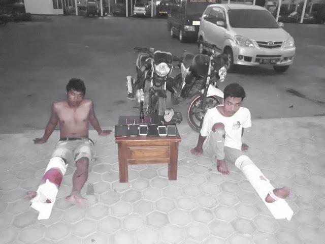 Nekat, Dua Pencuri ini Rampas Barang TNI Berseragam. dan 'Hadiahnya' Peluru