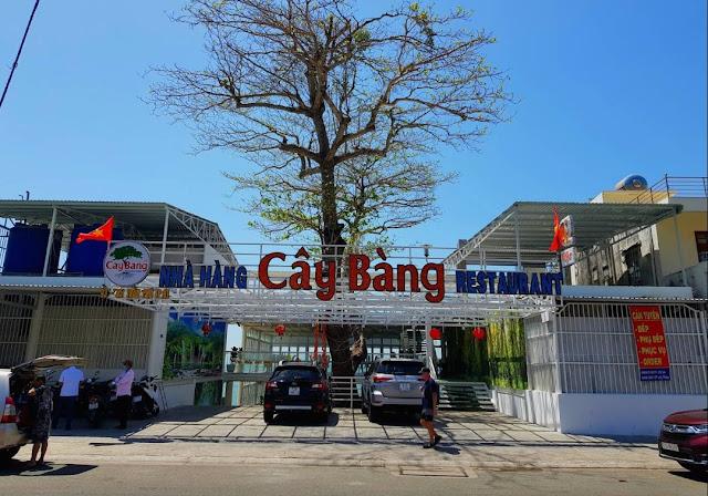 Nhà Hàng Cây Bàng, Mặt tiền Trần Phú, Tp.Vũng Tàu