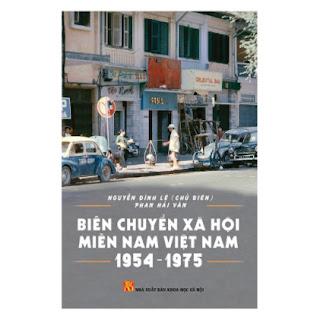 Chuyển Biến Xã Hội Miền Nam Việt Nam 1954 - 1975 ebook PDF EPUB AWZ3 PRC MOBI