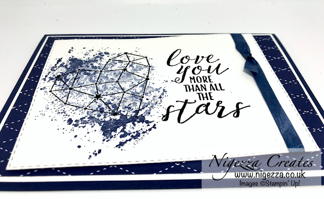 Nigezza Creates with Stampin' Up! a Valentines Card with Little Twinkle