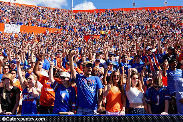 Florida Allows Football Stadiums at Full Capacity