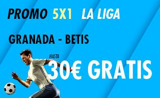 suertia promo liga Granada vs Betis 27-10-2019