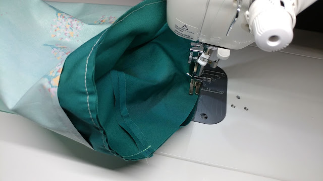 Sewing crayon pillows