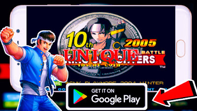 Kof 2005 Game Download For Android
