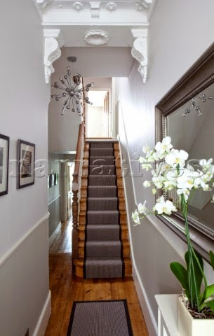 My Victorian Terrace Refurb Hallway Decorating Ideas