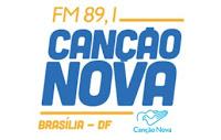 Rádio Canção Nova FM 89,1 de Brasília DF