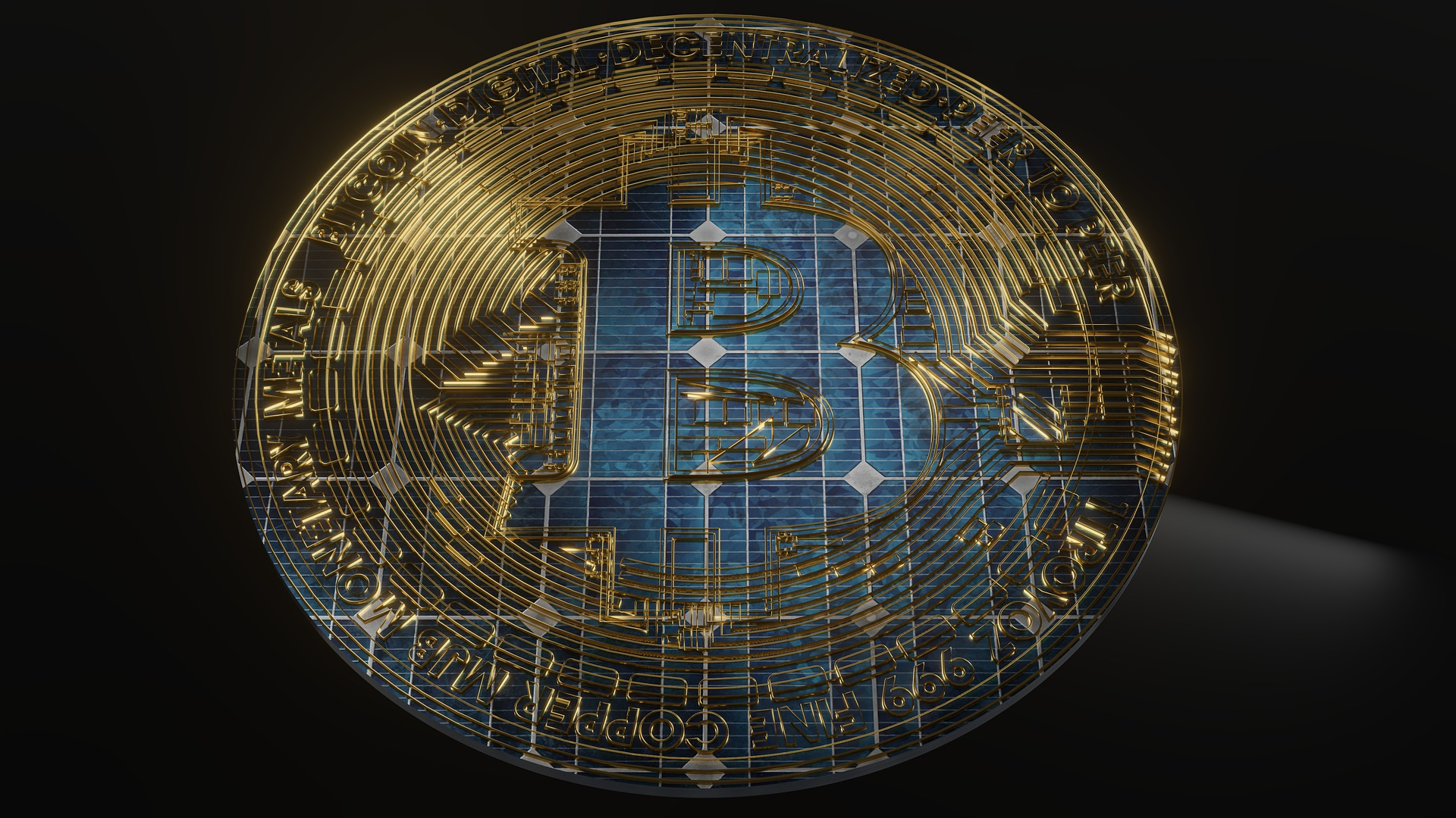 Crypto businesses can set up at DMCC in Dubai