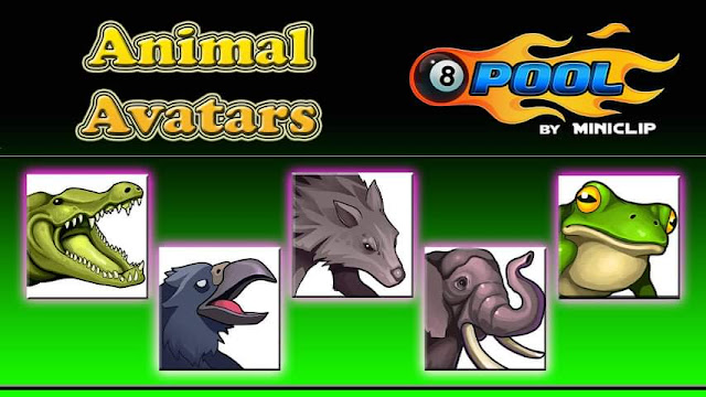 Free 8 ball pool avatar