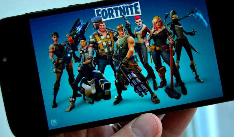 Consejos y trucos de Fortnite Mobile cómo construir disparar y ganar