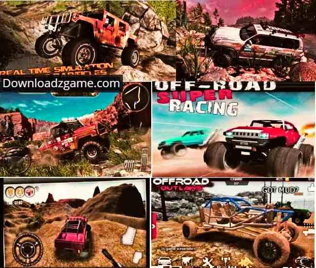 Download  off road games