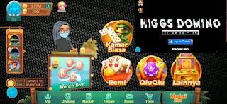 Higgs Domino Rp v1.73 x8 Speeder Tema Black Edition