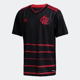 Camisa 3 CR Flamengo 20/21 - Infantil