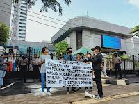 GLAM Menggugat : Tangkap dan Periksa Ketua DPRD DKI Jakarta Prasetyo Edi Marsudi