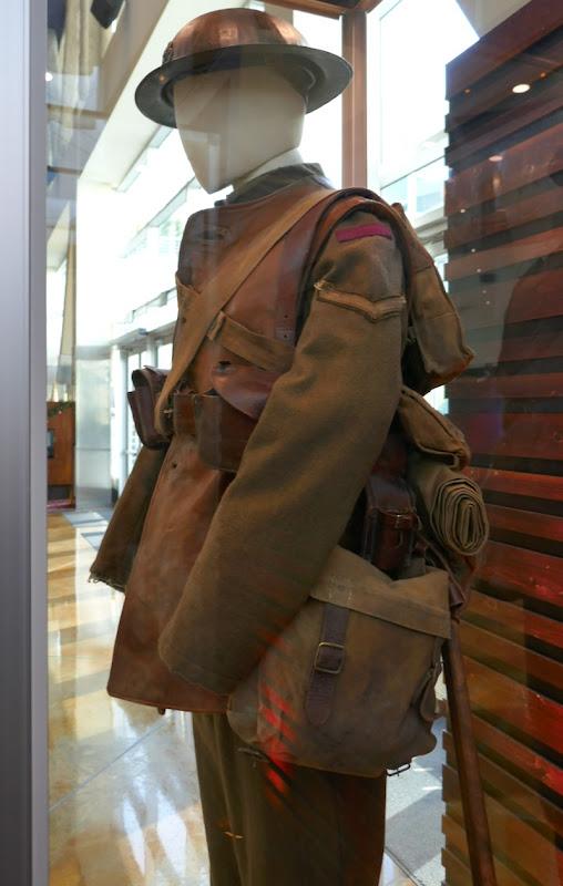 1917 Lance Corporal Blake film costume