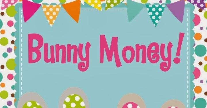 Bunny Money Freebie Inspired Owl S Corner