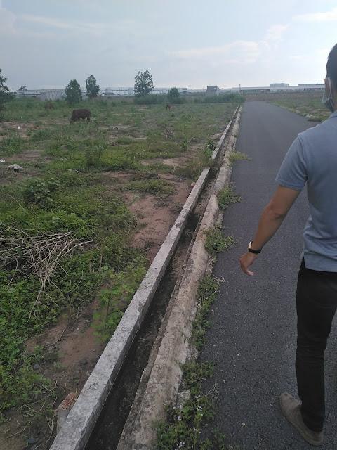 Bán đất ngay KCN Long Đức, Long Thành, Đồng Nai – 999m2