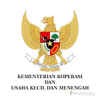 Kementerian Koperasi dan UKM Logo vector (.cdr)