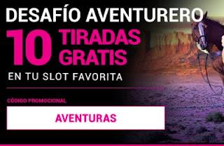 goldenpark 10 tiradas gratis yola berrocal 5-6 marzo 2021