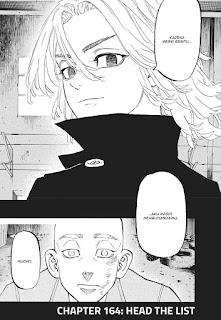 Update! Baca Manga Tokyo Revengers Chapter 164 Full Sub Indo