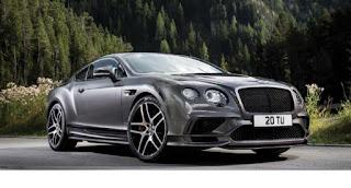 Bentley Supersport Continental, Antara kecepatan dan kemewahan