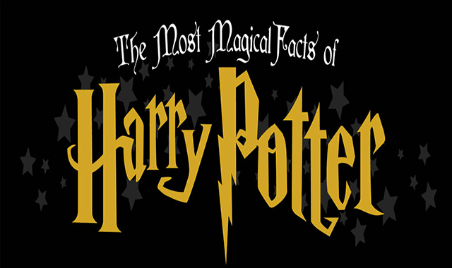The Most Magical Facts OF Harry Potter