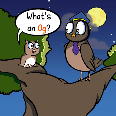 What's an Og? by Mary Barry