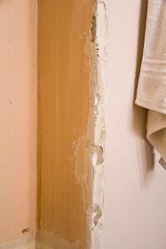 SwingNCocoa: Pink Bathroom Chronicles: Shelves